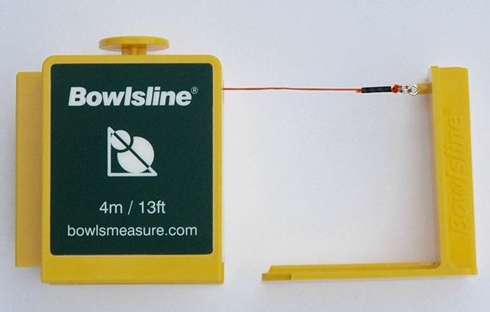 bowlsline string measure demo